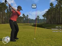 Zoals je kan zien is de gameplay een stukje ingewikkelder dan bij <a href = https://www.mario64.nl/Nintendo64_Mario_golf.htm target = _blank>Mario Golf</a>...