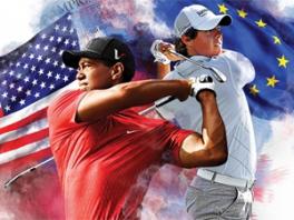 Speel als Tiger Woods, Rory McIlroy of maak je eigen golfer.