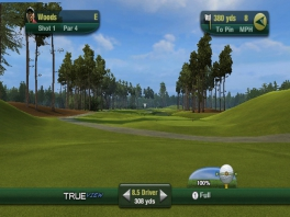 Tiger Woods PGA Tour 11: Screenshot