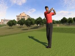 Speel als de fantastische golfer Tiger Woods!