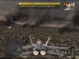 Je speelt een straaljager, dat maakt het het zoveelste vliegsimulator spel.