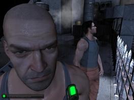 Sam Fisher, meester in stealthacties en hoofdpersoon van deze game.