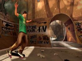 Ook dit spel bevat weer verslavende en originele skateparken.