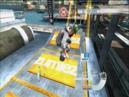 Deze game heeft een meer cartoony stijl dan de meeste <a href = https://www.mario64.nl/Nintendo64_Tony_Hawks_Pro_Skater_2.htm target = _blank>Tony Hawk</a>-games.