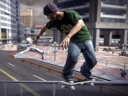 Je kan als allerlei personages skaten, maar gek genoeg niet als <a href = https://www.mario64.nl/Nintendo64_Tony_Hawks_Pro_Skater_2.htm target = _blank>Tony Hawk</a>...