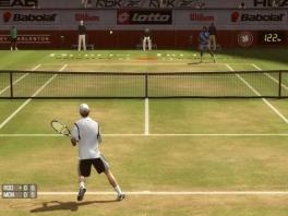 De <a href = https://www.mariowii.nl/wii_spel_info.php?Nintendo=Top_Spin_3>Top Spin</a>-games zijn zeer realistische tennisgames.