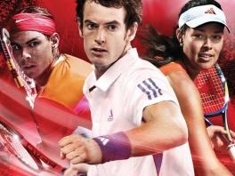 Speel met je favoriete tennissers, zoals Rafael Nadal, Andy Murray en Anna Ivanovic!