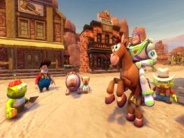Hoort Woody niet op Bullebeest te rijden?