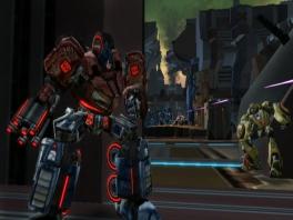 In dit spel speel je niet als de heldhaftige Autobots, maar als de kwaadaardige Cybertrons!
