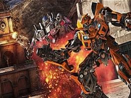 Optimus en Bumblebee keren terug als speelbare karakters.