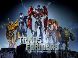 Speel als de Transformers uit de Transformers Prime reeks.