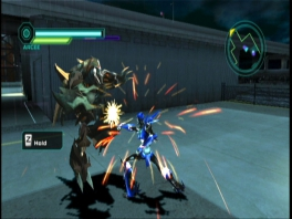 Transformers Prime The Game plaatjes