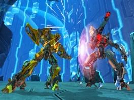 Optimus Prime, Ironhide en Bumblebee: alle Autobots zijn aanwezig en meteen speelbaar.