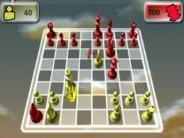 Speel het klassieke schaken. Het blijft altijd leuk!