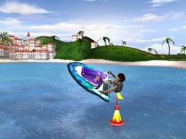 Vacation Isle Beach Party: Screenshot