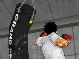 Ja, mep maar tegen die bokszak: die kan toch niks terugdoen...