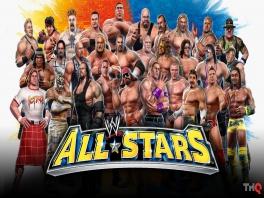 Dit spel bevat zowel old school worstellegendes als nieuwe sterren.