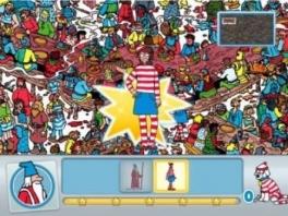 Niet alleen zoek je Wally, je bent ook op zoek naar zijn vriendin, een hond en een... tovenaar?!?