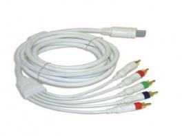 Voor betere kwaliteit gebruik de component cable.