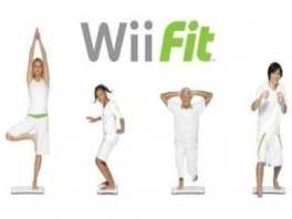 Wii Fit is Yoga, balans spelletjes, krachttraining en fitness.