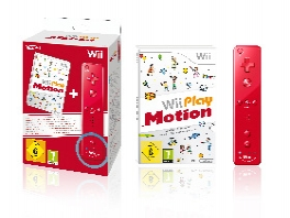 Het spel is ook verkrijgbaar in een bundelverpakking met de <a href = https://www.mariowii.nl/wii_spel_info.php?Nintendo=Wii-afstandsbediening_Plus>Wii Remote Plus</a> Rood.