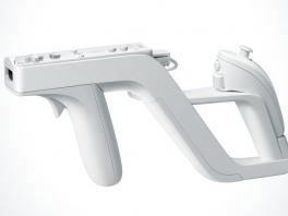 De Wii Zapper is er om het je gemakkelijk te maken tijdens het spelen van FPS.