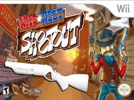 Wild West Shootout: Afbeelding met speelbare characters