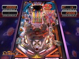 Williams Pinball Classics: Screenshot