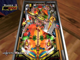 Williams Pinball Classics plaatjes