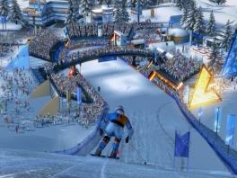 In deze prachtige sfeer skiën is slechts een mogelijkheid van de 10 sporten en 18 disciplines.