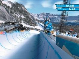 Doe de vetste trucs in de snowboard halfpipe!