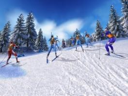 Of doe mee aan de biathlon! Vol gas door de sneeuw om vervolgens raak te schieten.