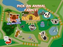 Welke famillie wil je? Panda famillie of toch maar een zebra familie?