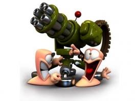 De Worms zullen hun wapens gebruiken.