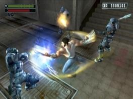 Slicen en Dicen op de Wii met Wolverine.