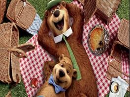 Twee beren spelen de hoofdrol: Yogi (het speelbare personage) en Boo Boo