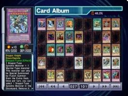 Probeer alle yugioh kaarten te verzamelen om je deck uit te breiden.