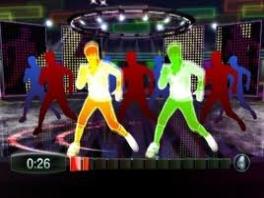 Ook met multiplayer, samen met je vrienden dansen!.